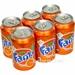 Fanta Orange Dåse 6 pak x 33 cl