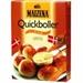 Quickboller m/gær Maizena 500g