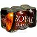 Royal Classic Dåse 6 pak x 33 cl
