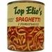 Spaghetti i tomatsauce Top Elio