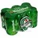 Heineken Dåse 6 pak x 33 cl